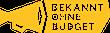 Bekannt ohne Budget Logo